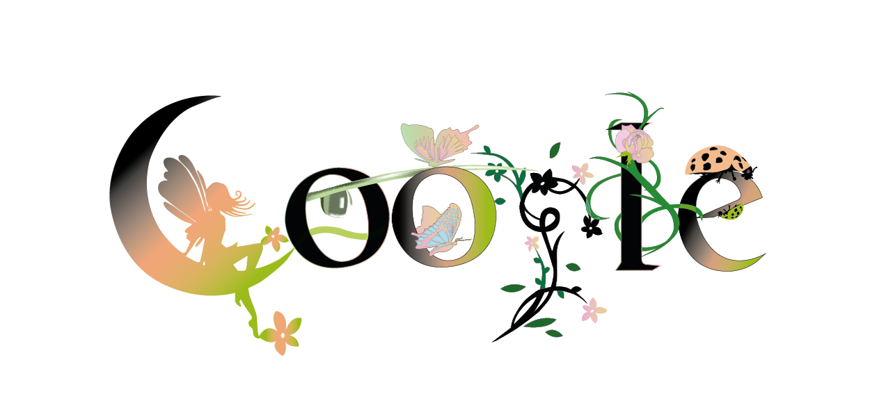 "printemps Illustration web doodle Google ""Printemps"""